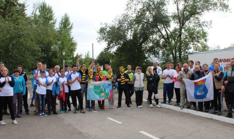 49-й туристский слет педагогов Саратовской области