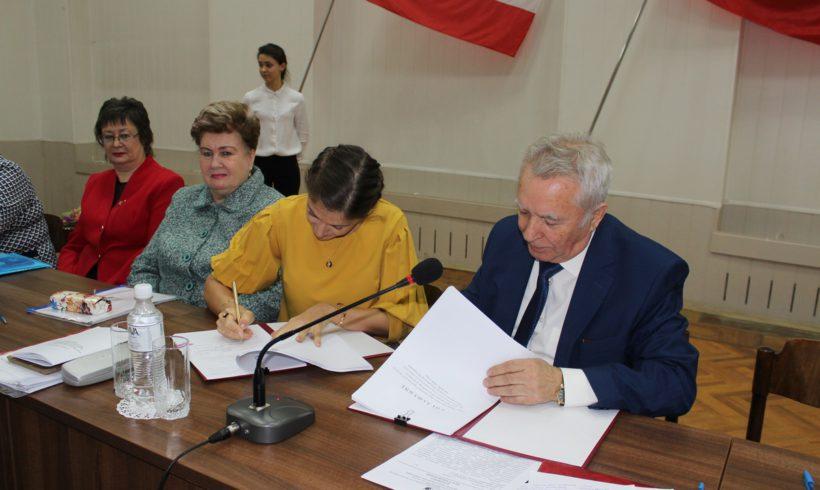 Подписано областное отраслевое Соглашение.