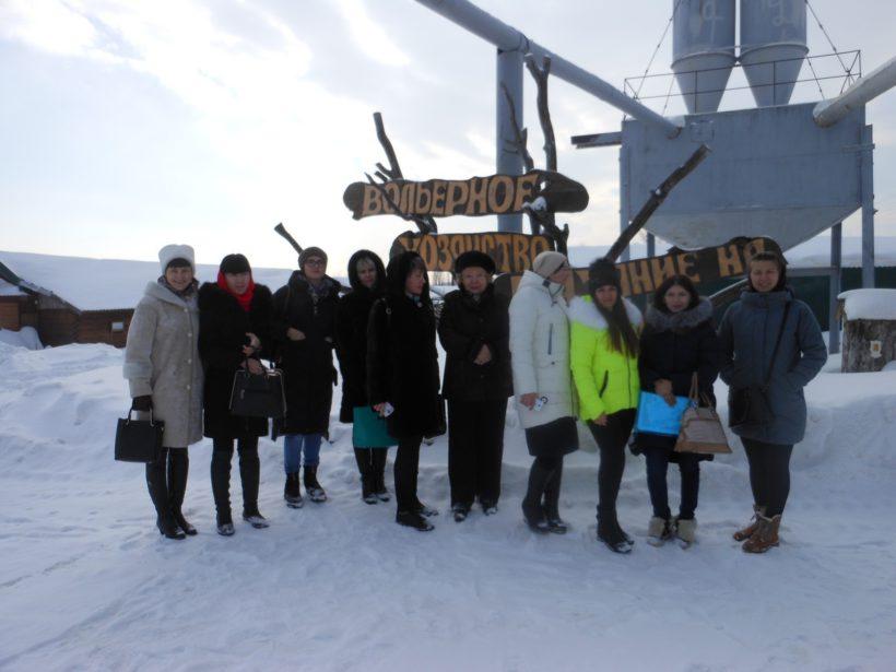 Первая туристическая тропа привела в Хвалынск!