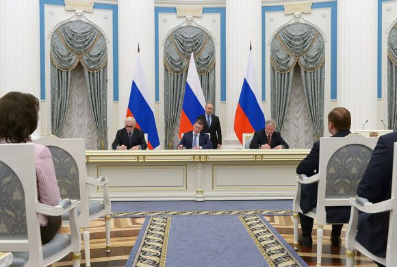 Подписано Генеральное соглашение между общероссийскими объединениями профсоюзов, работодателей и правительством РФ на 2018-2020 годы