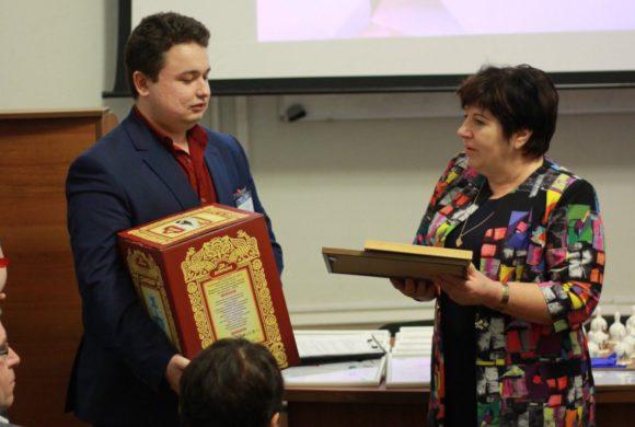 В СГУ им. Н.Г. Чернышевского завершился конкурс студентов «Шаг в профессию»!