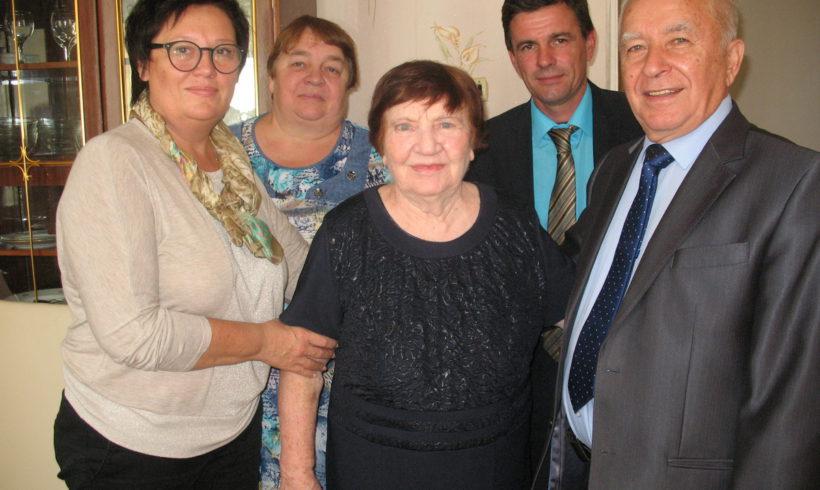 Юбилей Народного Учителя СССР