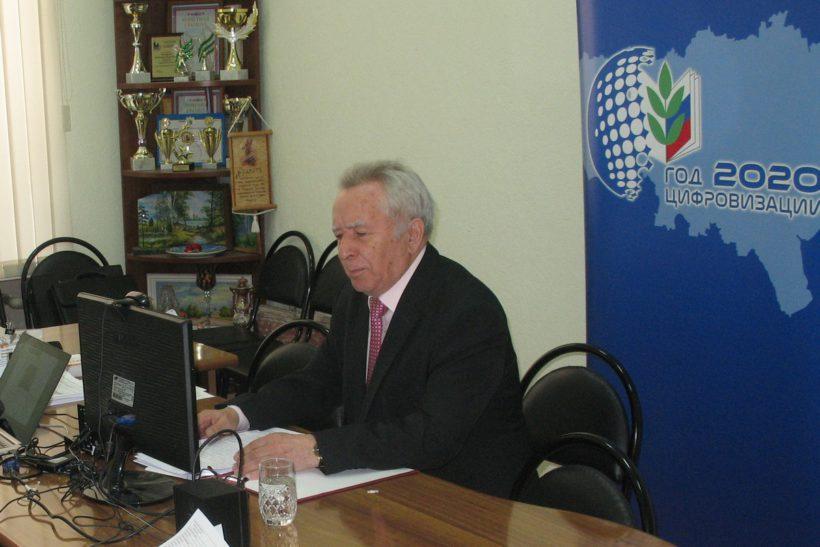 Заседание комитета в режиме онлайн. Министерство образования области высоко ценит сотрудничество с профсоюзом