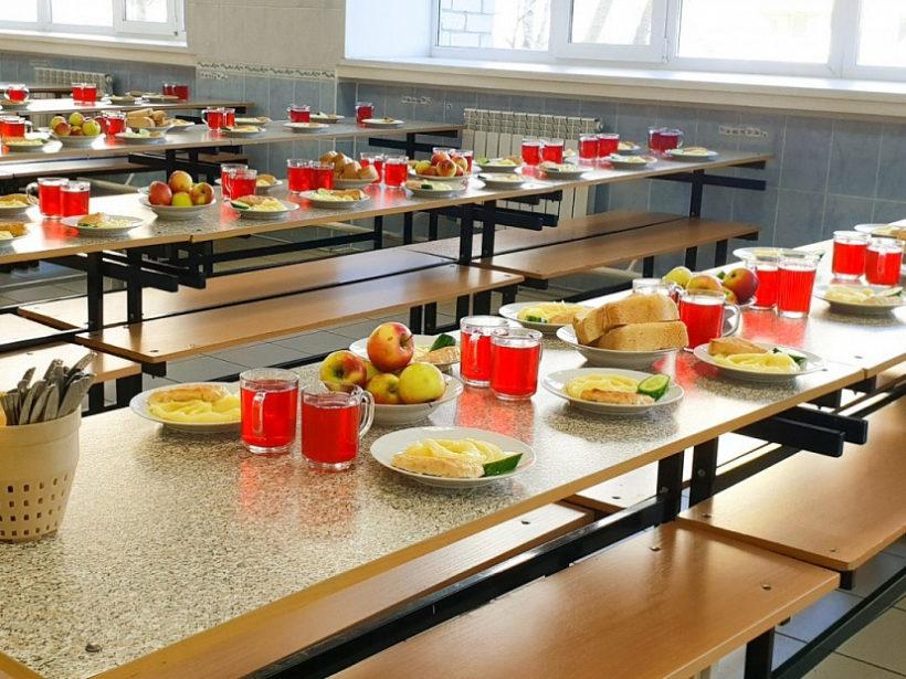 Бесплатным горячим питанием обеспечены 105 тысяч саратовских школьников