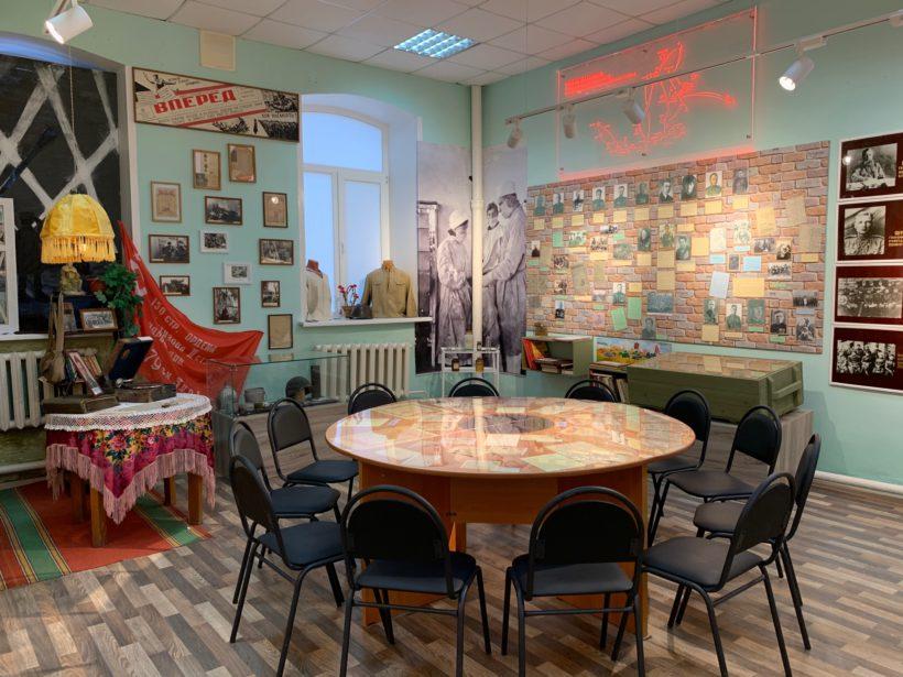 Аткарская организация Профсоюза получила президентский грант на развитие музея
