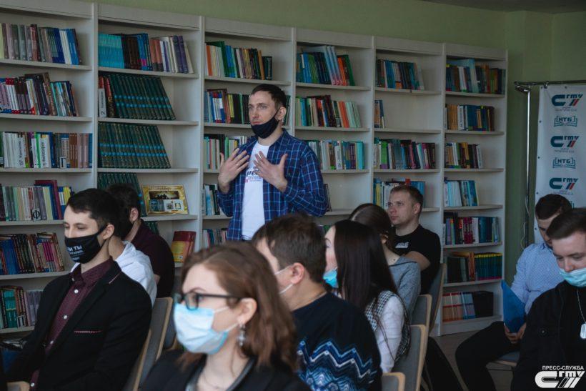 Совет молодых ученых – за профсоюзные проекты