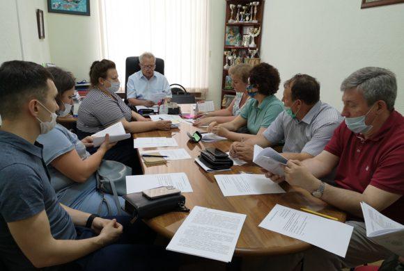 Заседание КСП и СКС