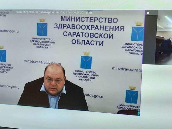 Саратовский министр Олег Костин: «Вакцинация детей идет только с согласия родителей»